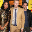 Joy Bryant, Dax Shepard, Bradley Cooper — Stock Photo #12197862