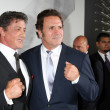 Sylvester Stallone, Frank Stallone — Stock Photo #12214860