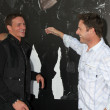 RyLochte, Chris Harrison — Stock Photo #12215607