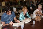 Ronn Moss, Lee Bell, Susan Flannery — Stock Photo