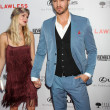 Kenzie Dalton, Chad Michael Murray — Foto Stock