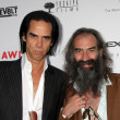 Stock Photo: Nick Cave and Warren Ellis
