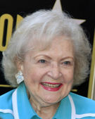 Betty white — Stockfoto