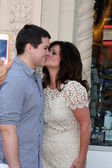 Wolfgang Van Halen, Valerie Bertinelli — Stock Photo