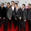 Постер, плакат: New Kids on The Block Backstreet Boys