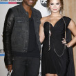 Stock Photo: Taio Cruz, Demi Lovato