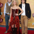 The Band Perry (Neil Perry, Kimberly Perry, Reid Perry) — Stock Photo