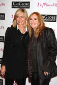 Olivia Newton-John & Melissa Ethridge — Stock Photo