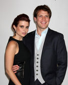 JoAnna Garcia and Jake Lacy — Stock Photo