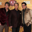 Rascal Flatts (Joe Don Rooney, Gary LeVox, Jay DeMarcus) — Stock Photo