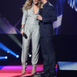 Jennifer Lopez, Ryan Seacrest — Stock Photo