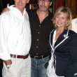 Tristan Rogers, Charles Shaughnessy and Mary Beth Evans — Stock Photo