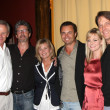 Tristan Rogers, Charles Shaughnessy, Mary Beth Evans, Matt Borle — Stock Photo #12508712