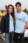 Bristol Palin and Mark Ballas — Stock Photo
