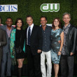 CSI: NY Cast - Aj Buckley, Hill Harper, Sela Ward, Gary Sinise, Carmine Giovinazzo, Anna Belknap, Robert Joy and Eddie Cahill — Stock Photo