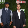 LL Cool J and Chris O'Donnell — 图库照片