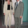 Jaime Lyn Bauer and husband - Foto Stock