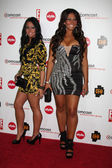 Olivia Bloise Sharp and Tracy DiMarco — Stock Photo
