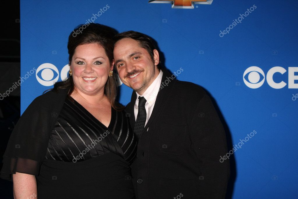 Who Is Mccarthy Husband | cbs buys ben falcone larry dorf