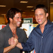 Shawn Christian, Jay Johnson — Stock Photo