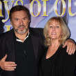 Stock Photo: Joe Mascolo and wife Pat