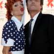 Lisa Rinna, Harry Hamlin - Stock Photo