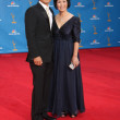 Stock Photo: Daniel Dae Kim and Mother