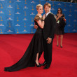 Stephen Moyer and wife Anna Paquin — Foto Stock