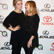 Francesca Fisher-Eastwood and Frances Fisher - Stock Photo