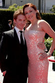 Seth Green and Clare Grant — Stock Photo
