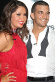 Bristol Palin and Mark Ballas — Stock Photo