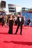 Julia Louis-Dreyfus and Tom Hanks — Stock Photo