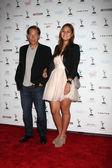 James Remar and Daughter Lisa — Stock Photo