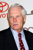 Ted Turner — Stock Photo