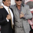 Sylvester Stallone and Mickey Rourke — Stock Photo #12531173