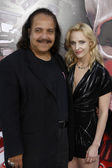 Ron Jeremy and Phoebe — Stock Photo