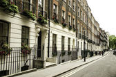 Franklin's London Home — Stock Photo
