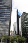 Grattacieli di new york — Foto Stock