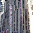 Radio City Music Hall — Stockfoto