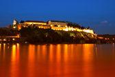 Petrovaradin fortress — Stock Photo