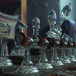 Chess 3D — Stockfoto #11829459