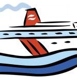 A cruise ship — Stock Photo