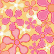 A floral pattern — Stock Photo #12009027