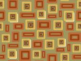 Ein muster erstellt durch steine der farbe — Stockfoto