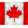 Flag of Canada — Stock Photo #12172313