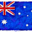 Flag of Australia — Stock Photo #12172463
