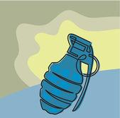Grenade — Stock Photo