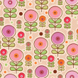A floral pattern — Stock Photo