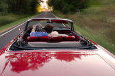 Summer Drive — Stock Photo