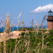 Gay Head Lighthouse in Aquinnah, Martha's Vineyard, MA — Stock Photo #11826825